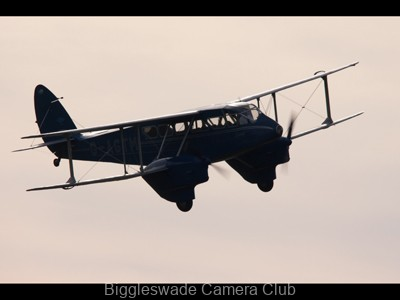 De Havilland Dragon Rapide