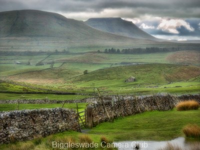Ingleborough drizzle